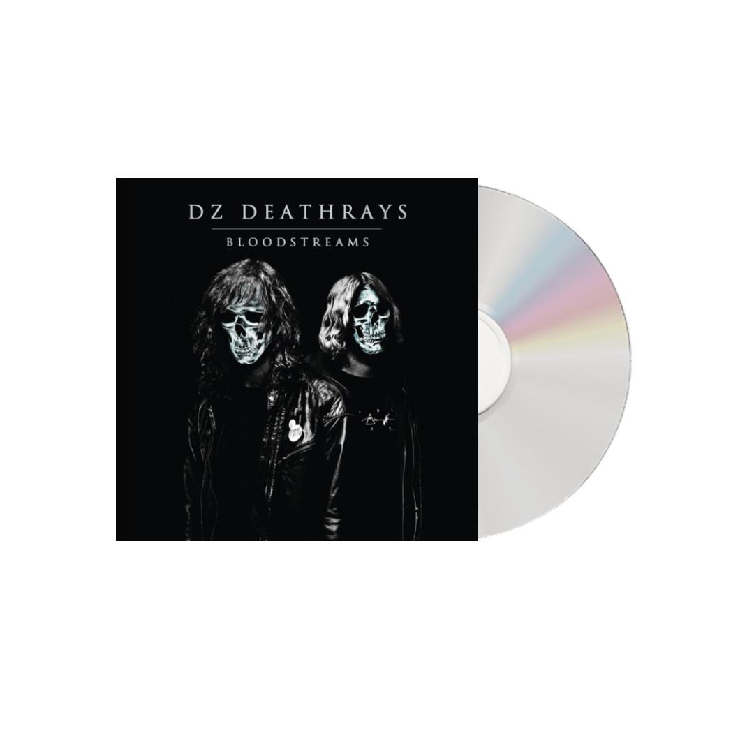Bloodstreams CD