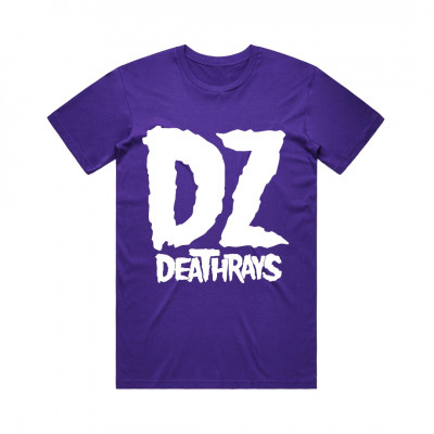 Purple Horror Tee