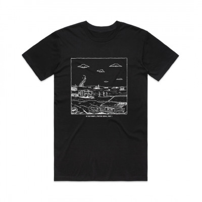 Positive Rising: Part 1 Black Tee