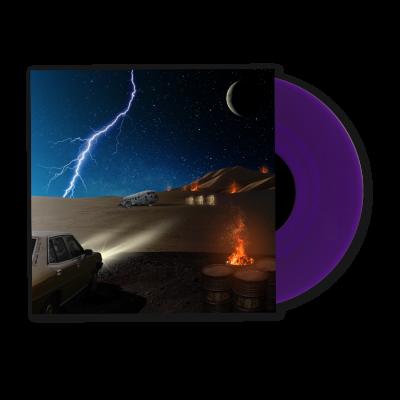 Positive Rising: Part 2 Translucent Purple Vinyl