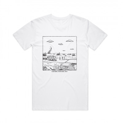 Positive Rising: Part 1 White Tee